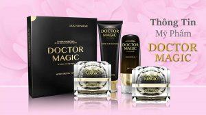 Thông tin mỹ phẩm Doctor Magic