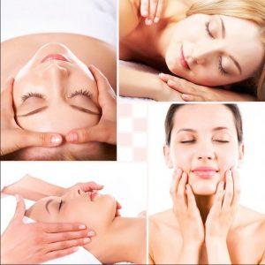 Massage mặt có hiệu quả làm đẹp rất hữu hiệu đối với phụ nữ sau sinh