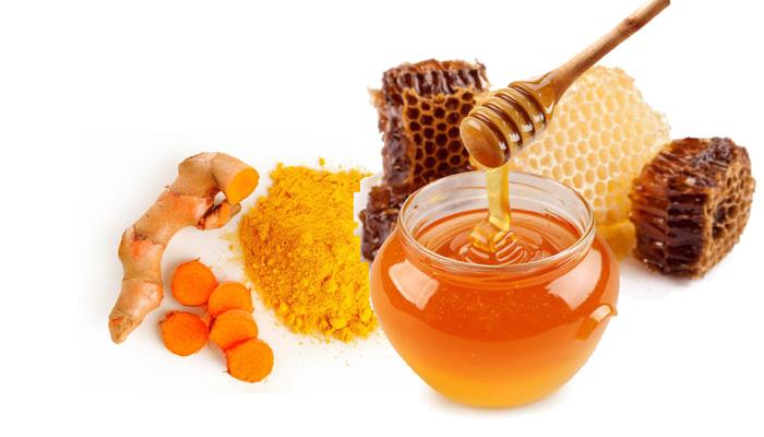Làm đẹp da hiệu quả từ mật ong và nghệ đỏ