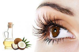 Dầu dừa có công dụng giúp lông mày khỏe và dày như tóc