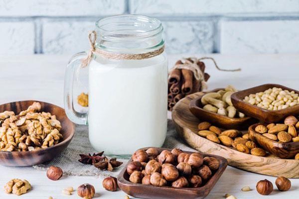 công dụng sữa hạt macca