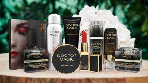 Mỹ phẩm Doctor Magic - Mỹ phẩm độc quyền của thẩm mỹ viện Mailisa