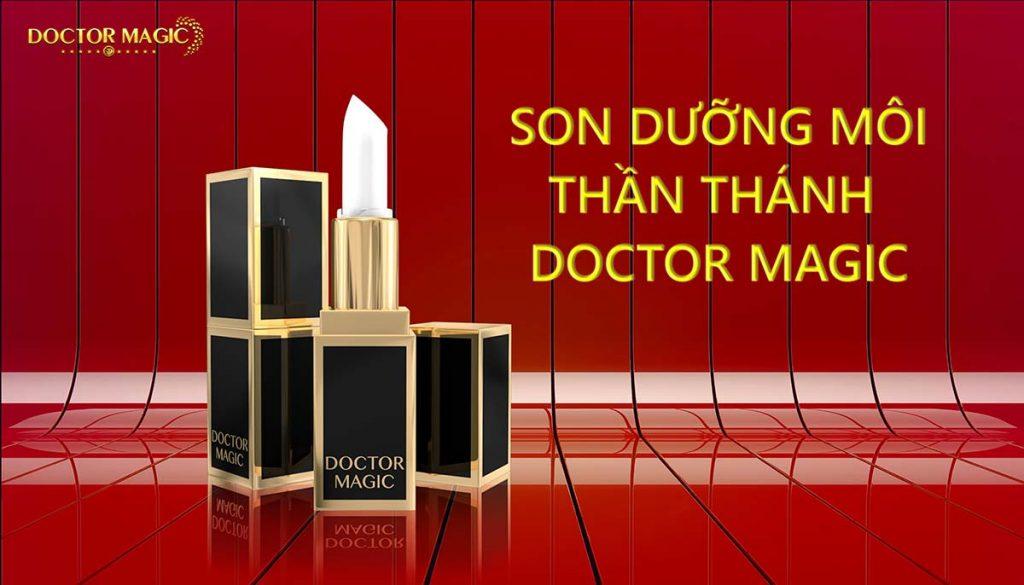 Son dưỡng môi thần thánh Doctor Magic