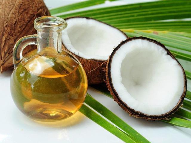 Tác dụng làm đẹp da bằng dầu dừa