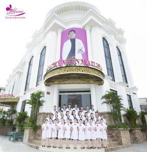 Thẩm mỹ viện Mailisa - Hệ thống thẩm mỹ hàng đầu tại Việt Nam