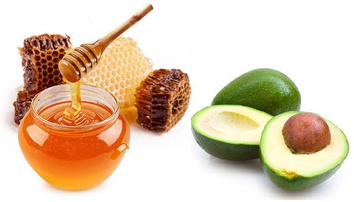 Công dụng của là đẹp da mặt từ mật ong và bơ