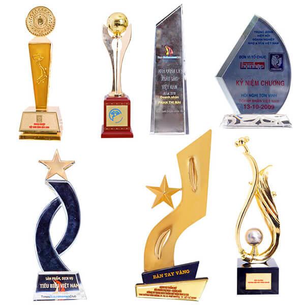 Nhiều huy chương chứng nhận của nhà Mailisa