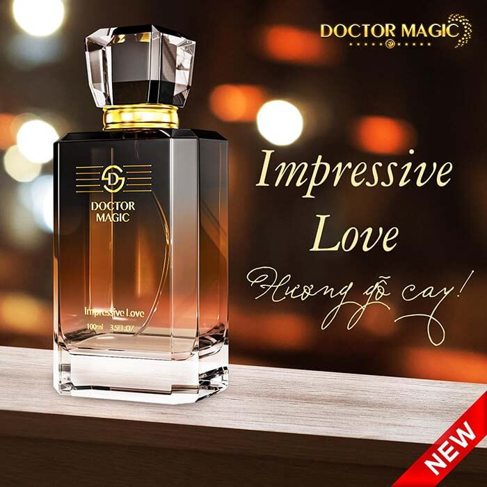 M39. Nước hoa Impressive Love Doctor Magic