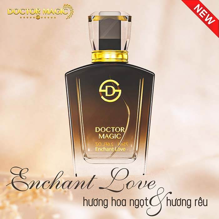 M40 nước hoa Enchant Love Doctor Magic