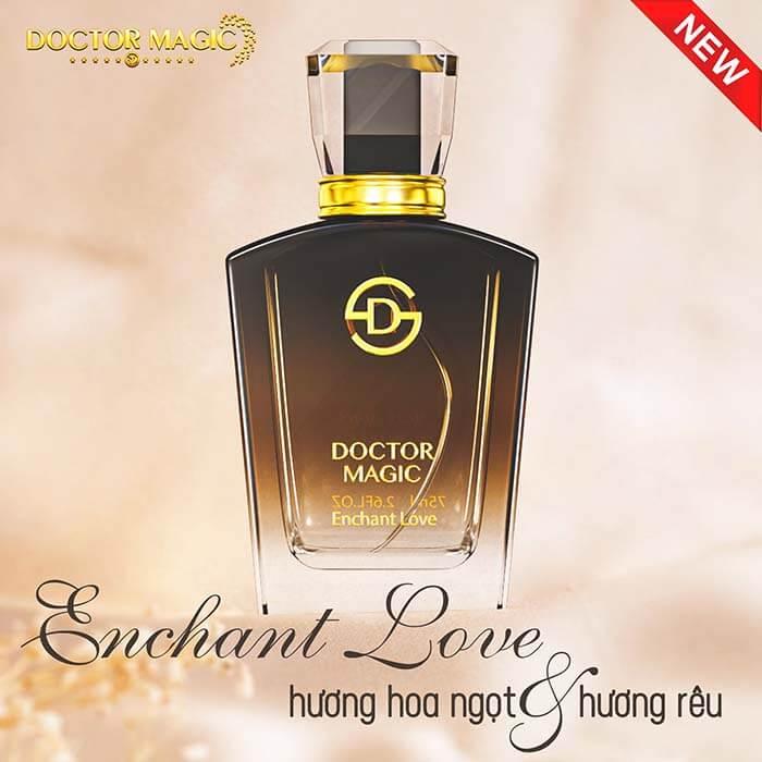 M40 nước hoa Enchant Love Doctor Magic