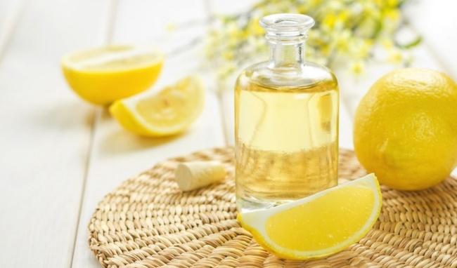 Làm đẹp da bị thâm nhờ dầu oliu và chanh