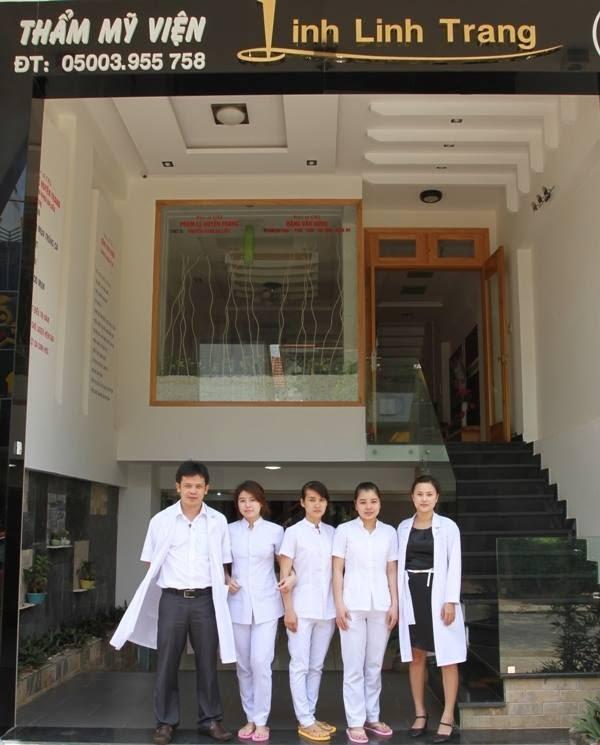 Thẩm mỹ viện Linh Linh Trang ở Buôn Mê Thuột