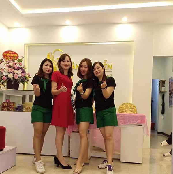 Vân Nguyễn Spa & Clinic chi nhánh Bình Dương