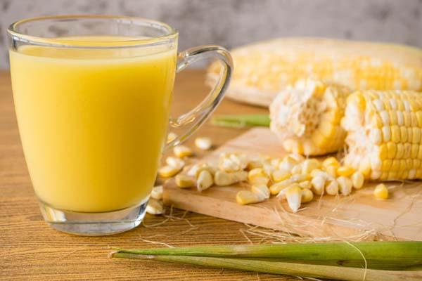 Cách làm sữa bắp