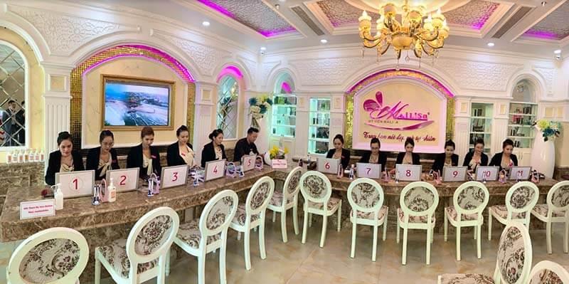 Thẩm mỹ viện Mailisa ở Hà Nội