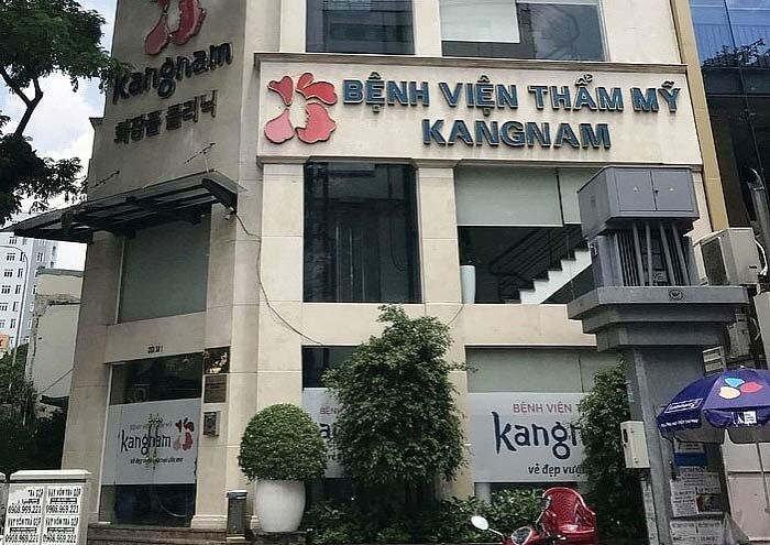 Địa chỉ thẩm mỹ viện Kangnam