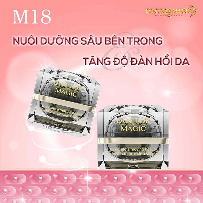 review M18 Doctor Magic