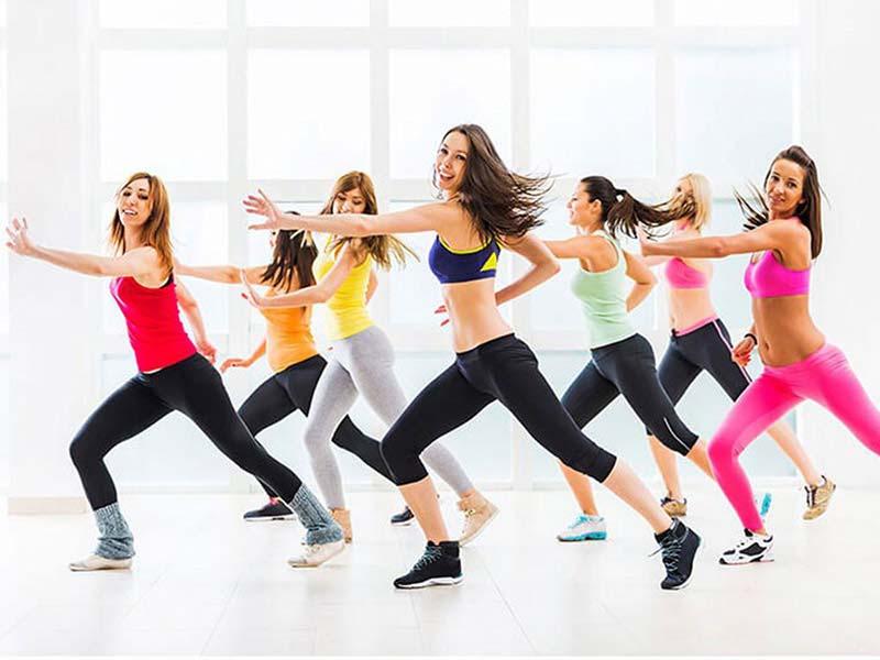 Tập Aerobic giúp giảm mỡ nội tạng hiệu quả