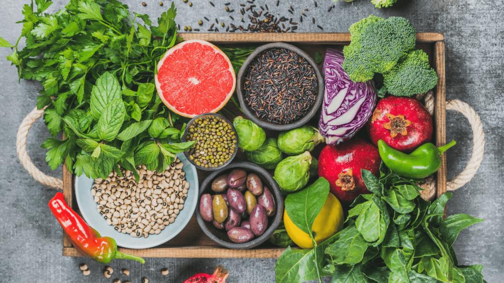 ăn nhiều trái cây xanh để thanh lọc cơ thể