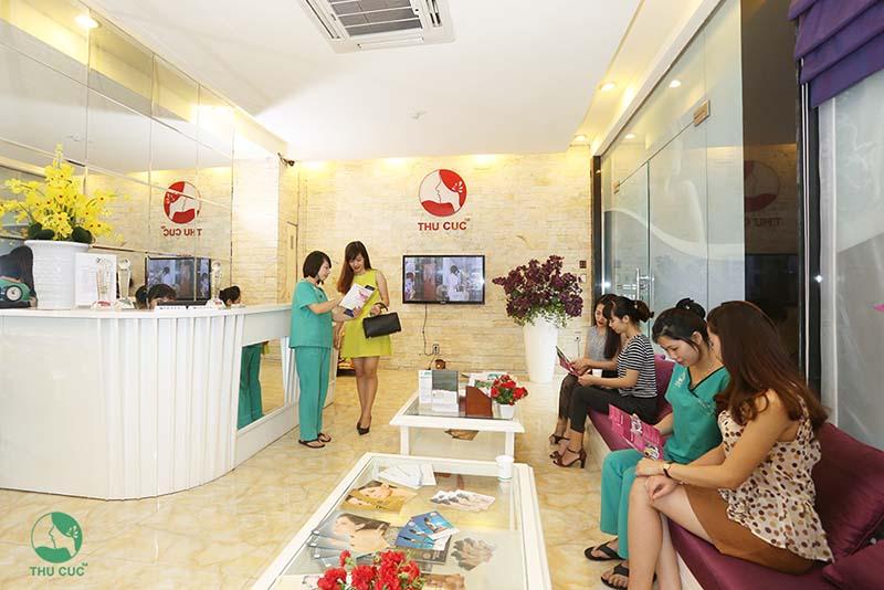thẩm mỹ viện thu cúc tại Hà Nội có tốt không