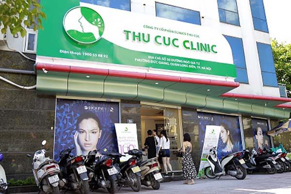 thẩm mỹ viện Thu Cúc Hà Nội