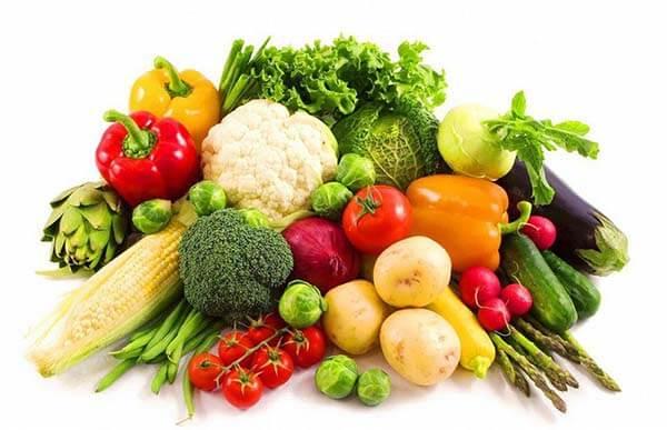 ăn rau củ giúp giảm cân và dáng đẹp