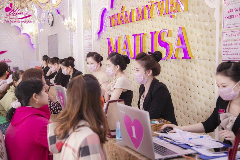 Học nghề tại thẩm mỹ viện Mailisa