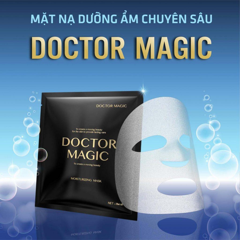sản phẩm M26 của Doctor Magic dùng có tốt không