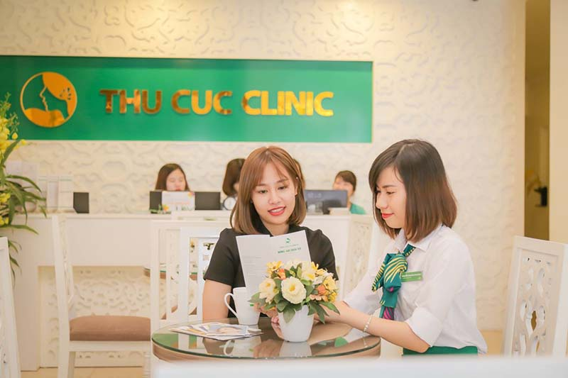 Thu Cúc Clinic chi nhánh vinh