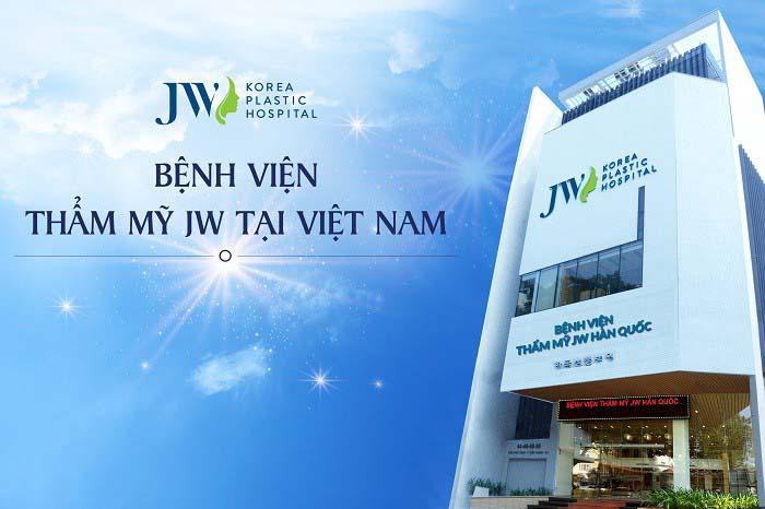bệnh viện thẩm mỹ JM tại TP HCM