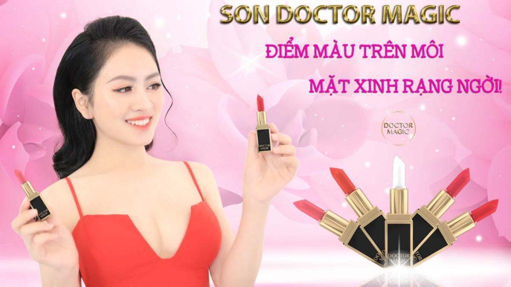 son môi Doctor Magic