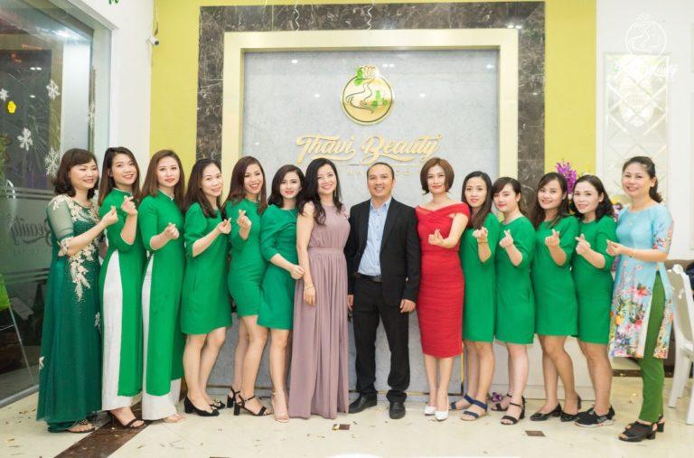 Viện thẩm mỹ quốc tế Thavi Beauty chi nhánh Nghệ An